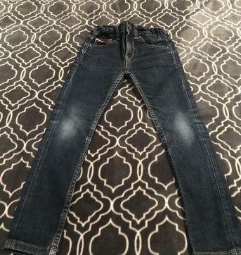 Calça skinny jeans Tommy Hilfiger - 6 anos - Tommy Hilfiger