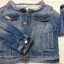 Jaqueta Jeans - Baby Club - 9 a 12 meses - Baby Club