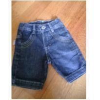 Bermuda baby jeans - 9 meses - Zaamer