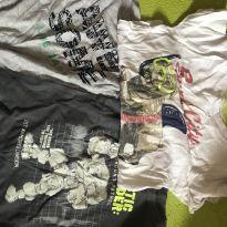 Kit camisetas importadas - 18 a 24 meses - GAP