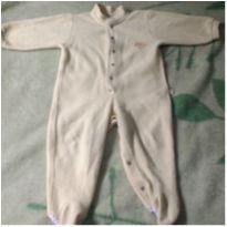 Pijama macacão soft - 18 a 24 meses - Tip Top