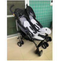 Carrinho de bebê para gêmeos Chicco Echo Twin -  - Chicco