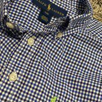 Camisa Social Menino - 8 anos - Ralph Lauren