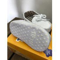 Sapato mocassim branco TIP TOP - 15 - Tip Top