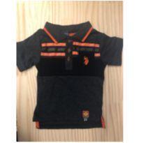 Camisa polo US Polo Ass - 1 ano - US Polo Assn
