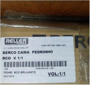 Berço Mini Cama Pedrinho - Sem faixa etaria - Marca não registrada
