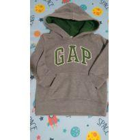 Moletom Gap Menino Original - 2 anos - Baby Gap