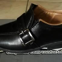 Sapato social preto - 21 - Não informada