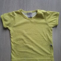 Camiseta Hering baby G - 9 a 12 meses - 9 a 12 meses - Hering Baby