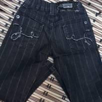 Calça linda jeans - 2 anos - Não informada