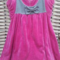 vestido lindo pink - 2 anos - mine