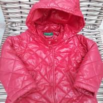Jaqueta vermelha - 18 a 24 meses - Importada