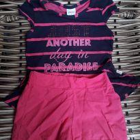Conjunto Pink - 4 anos - Elian