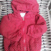 Jaqueta vermelha - 3 anos - Caedu