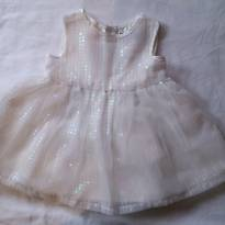 Vestido de festa - 6 a 9 meses - The Children