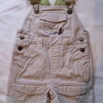 Jardineira menino - 3 a 6 meses - Gymboree