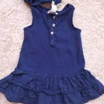 Vestido Ralph Lauren - 6 meses - Ralph Lauren