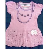 Vestido - 3 a 6 meses - Baby Way