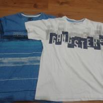 Dupla Camisetas - 14 anos - Gangster