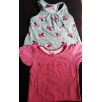 Kit blusas - 6 meses - Lilica Ripilica e Kyly
