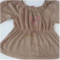 Blusa Menina - 2 anos - Sem marca