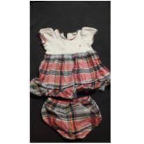 Vestido Ralph Lauren - 3 a 6 meses - Ralph Lauren