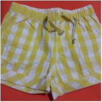 Shortinho carters amarelo - 2 anos - Carter`s