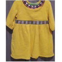 vestido oshkosh - 2 anos - OshKosh