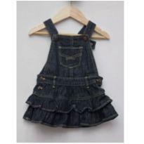 Salopete Jeans Azul Gap - 6 meses - GAP