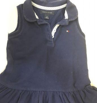 Vestido Tommy - 2 anos - Tommy Hilfiger