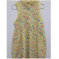 Vestido estampado Ralph Lauren - 4 anos - Ralph Lauren