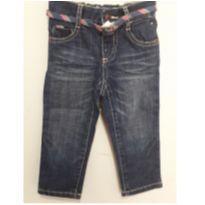 Calça jeans tommy - 18 meses - Tommy Hilfiger