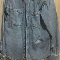 Camisa Jeans Carters - 7 anos - Carter`s