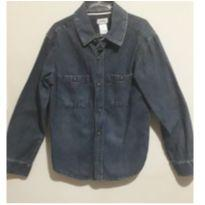 Camisa Jeans Carters