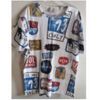 Camiseta zara - 9 anos - Zara