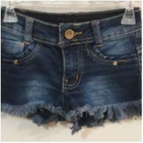 Short Jeans - 4 anos - Via Onix