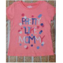Camiseta Pretty - 3 anos - OshKosh