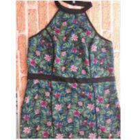 Vestido Verão Mamãe - G - 44 - 46 - marisa