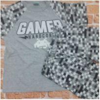 Pijama Gamer - 6 anos - Kyly