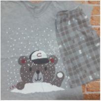 Pijama Ursinho - 8 anos - Cara de Criança