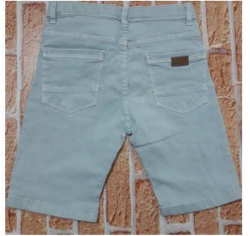 Bermuda Jeans Zara Boys - 7 anos - Zara