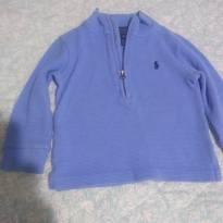 Blusa Polo Ralph Lauren - 18 meses - Ralph Lauren