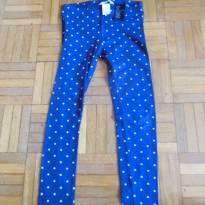 Calça Leg Azul H&M - 5 anos - H&M