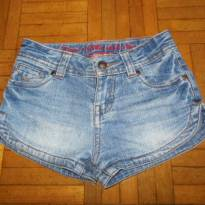 Short Jeans - 24 a 36 meses - Renner