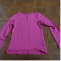 Camisa manga longa - 5 anos - H&M