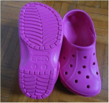 Crocs Rosa J1 - 32 - Crocs