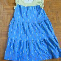 Vestido Fuzarka Girafinhas - 6 anos - Fuzarka