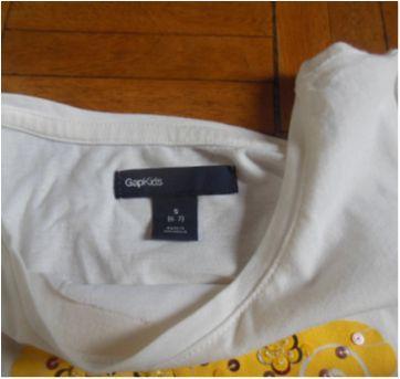Camisa Gap Taxi New York - 6 anos - GAP