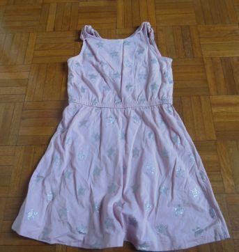 Vestido Estrelinha de Prata - 6 anos - GAP