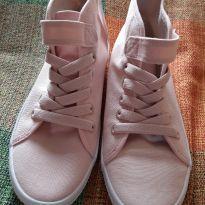 Tenis cano longo rosa claro - 30 - H&M